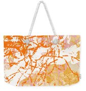 Sunrise 2- Abstract Art By Linda Woods Weekender Tote Bag