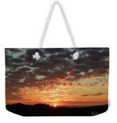 Sunrise 4 Weekender Tote Bag