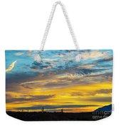 Sunrise At Beaumont Weekender Tote Bag