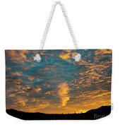Sunrise In Beaumont,ca Weekender Tote Bag