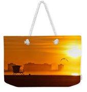 Sunrise On Coronado Weekender Tote Bag
