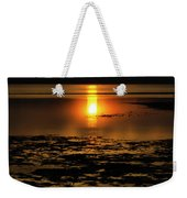 Sunrise Rathtrevor Beach 6 Weekender Tote Bag