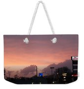 Sunset 6 Weekender Tote Bag