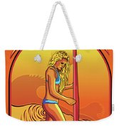 Sunset Beach Hawaii North Shore Oahu Weekender Tote Bag