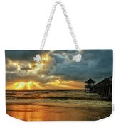 Sunset On The Gulf Weekender Tote Bag