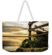 Sunset Over Reva Weekender Tote Bag