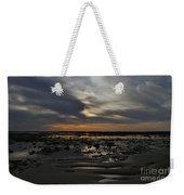 Sunset Over The Rota Corrales Weekender Tote Bag