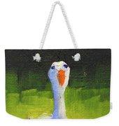 Sunshine Goose Weekender Tote Bag
