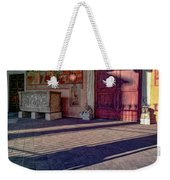 Supper Is Soon Weekender Tote Bag