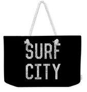 Surf City Weekender Tote Bag