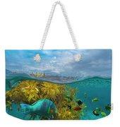 Surf Parrotfish, Damselfish And Basslet Weekender Tote Bag