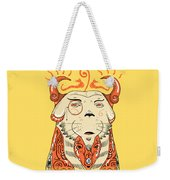 Surreal Cat Weekender Tote Bag