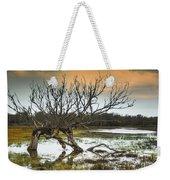 Swamp And Dead Tree Weekender Tote Bag