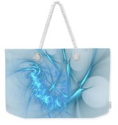Sweet Blues Weekender Tote Bag