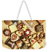 Sweet Heart Treats Weekender Tote Bag