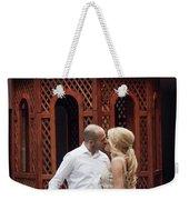 Sweet Romance Weekender Tote Bag