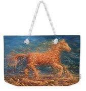 Swirly Horse 1 Weekender Tote Bag
