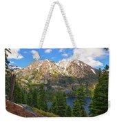 Tahoe Inspiration Point Weekender Tote Bag