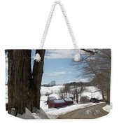 Take A Ride Down To The Jenne Farm Weekender Tote Bag by Jeff Folger