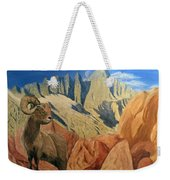 Taking In The Morning Weekender Tote Bag by Kevin Daly