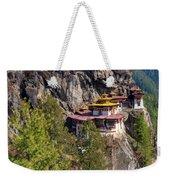 Taktsang Monastery  Weekender Tote Bag