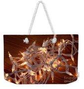 Tangled Lights Weekender Tote Bag