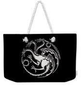 Targaryen Dragon Sigil Weekender Tote Bag