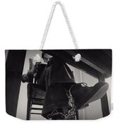 Ted Bundy Desk Weekender Tote Bag