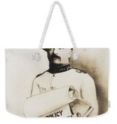 Teddy The Rough Rider - For President - 1904 Weekender Tote Bag