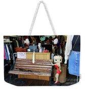 Tel Aviv Flea Market Weekender Tote Bag by PJ Boylan