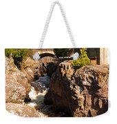 Temperance Bridges Weekender Tote Bag