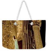 Temple Of Vesta Weekender Tote Bag