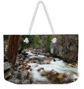 Tenaya Creek, Yosemite National Park Weekender Tote Bag