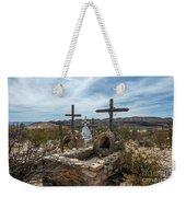 Terlingua Cemetery Weekender Tote Bag