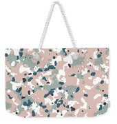 Terrazzo Splash 3- Art By Linda Woods Weekender Tote Bag