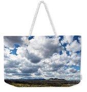 Texas Sky Weekender Tote Bag