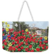 Thankful For The Spring Rain Weekender Tote Bag
