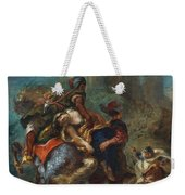 The Abduction Of Rebecca  Weekender Tote Bag