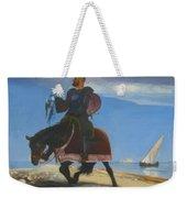 The Adventurer 1882 Weekender Tote Bag