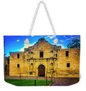The Alamo Mission Weekender Tote Bag