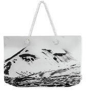 The Arctic Is Crying Weekender Tote Bag