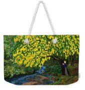 The Artistic Spirit Of Judy Doggett Walker In Blackley Forest Weekender Tote Bag