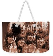 The Beatles Art  Weekender Tote Bag