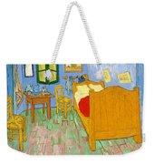 The Bedroom At Arles - Digital Remastered Edition Weekender Tote Bag