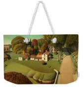 The Birthplace Of Herbert Hoover, 1931 Weekender Tote Bag