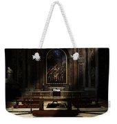 The Blessing Weekender Tote Bag