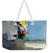 The Blue Way Weekender Tote Bag by John Jr Gholson