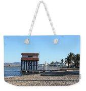 The Boat House Weekender Tote Bag