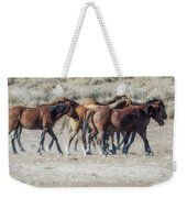 The Boys In The Band, No. 2 Weekender Tote Bag by Belinda Greb