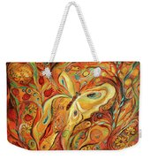 The Butterfly And Pomegranates Weekender Tote Bag